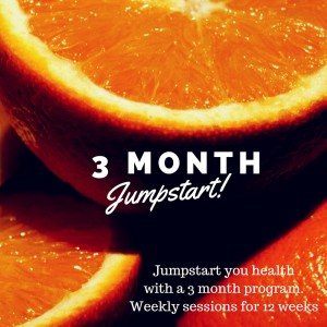 3 month Jumpstart